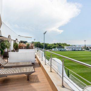 Национална футболна база – Бояна - MARTINELI