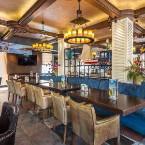 Happy Bar and Dinner - Интериорен дизайн от Мартинели