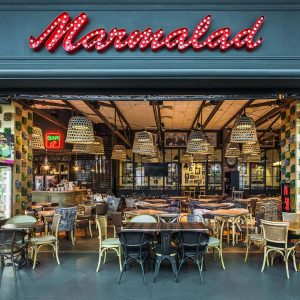 Marmalad World, Grand Mall - Интериорен дизайн на MARTINELI
