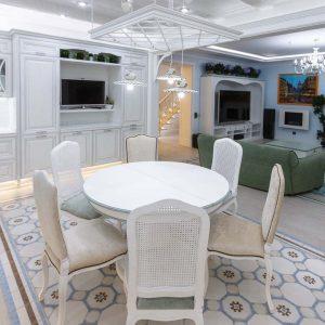 фамилна къща астана - дизайн от MARTINELI