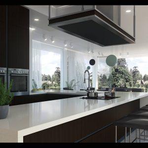 3D Проекти на кухни и трапезарии MARTINELI